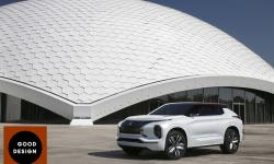 Eclipse Cross en GT-PHEV ontvangen awards