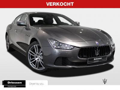 Maserati Ghibli 3.0 D (Luxury - Driver Assist Pack - 20
