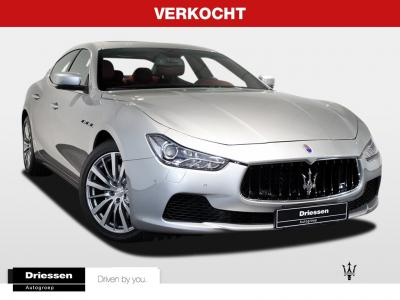 Maserati Ghibli 3.0 S Q4 411 PK (Business Plus Pack - Bowers en Wilkins Audio)