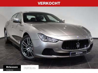 Maserati Ghibli 3.0 V6 D (Business Plus Pack - Premium Pack)