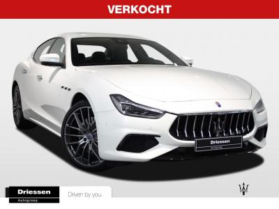 Maserati Ghibli GRANSPORT 3.0 V6 350PK Benzine Full options - 21