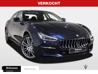 Maserati Ghibli 3.0 V6 D GranLusso ( DEMO - Pearlescent paint Blu Nobile - Driver Assistance Pack - Premium Pack)