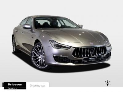 Maserati Ghibli 3.0 V6 GranLusso (20'' velgen - Full LED Matrix koplampen - Driver Ass. Pack plus - 350PK - MY20)